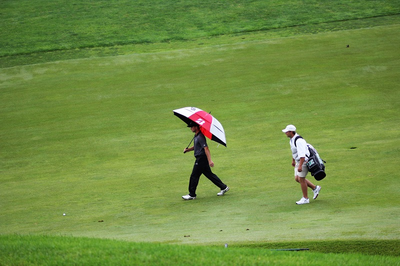 Final 16 Determined in Rain-Soaked Michigan Amateur Championship