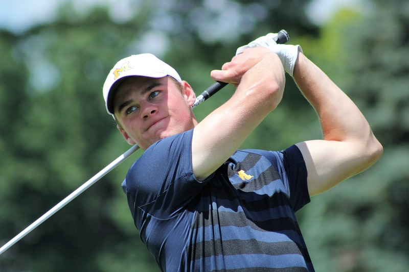 Four Remain in Michigan Amateur – Beau Breault, Ben Smith, Patrick Sullivan and Coalter Smith