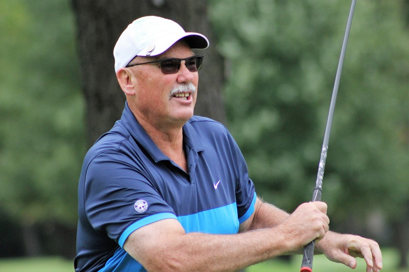 Oxford's Ricky Ihrke  Shoots Net 65 to Win Michigan Senior Net Amateur Championship