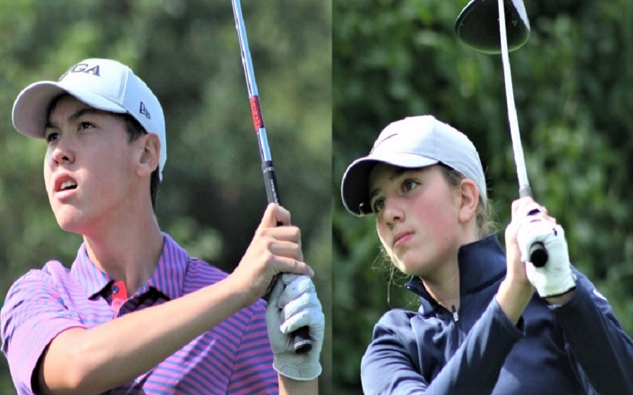 Highland's Sophie Stevens, Lake Orion's Justin Sui Win GAM Junior Invitational Titles