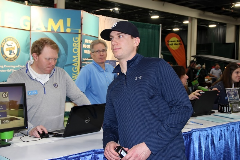 GET IN THE GAM: Membership Opportunities, Benefits Discovered at Michigan Golf Show