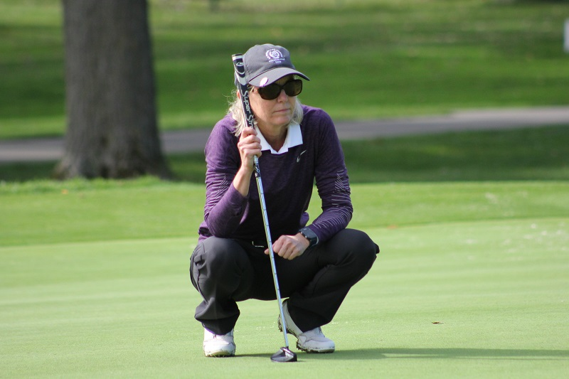 DOUBLE DIP: Holt's Julie Massa Follows Senior Win With Another GAM Tournament of Champions Title